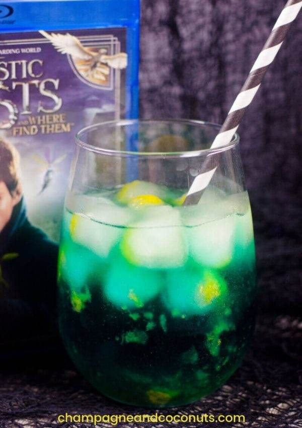 Fantastic Beasts and Where to Find Them Occamy Inspired Cocktail Recipe