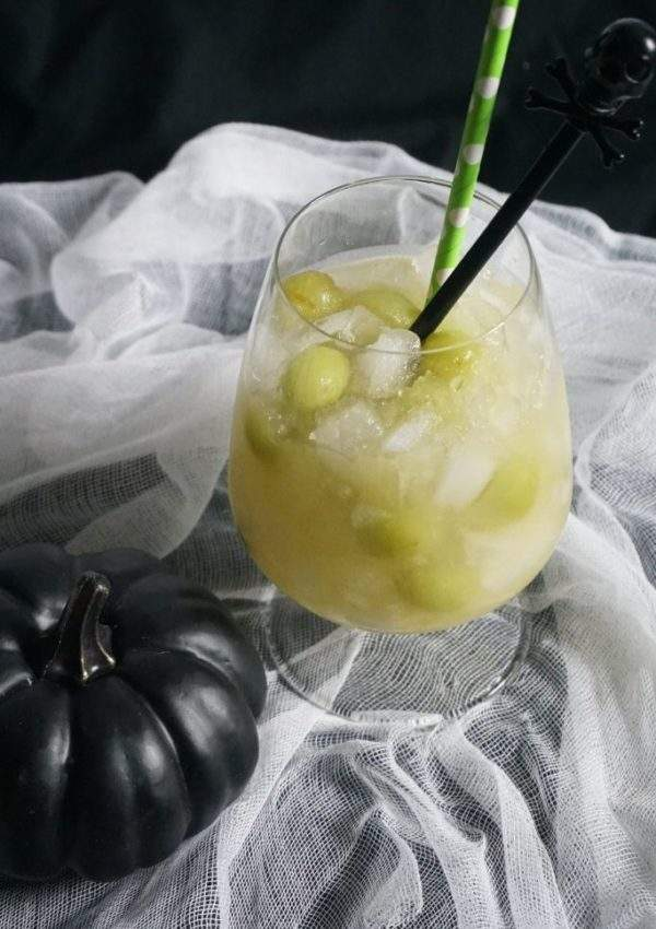 Supernatural Inspired Yellow Eyed Demon Cocktail
