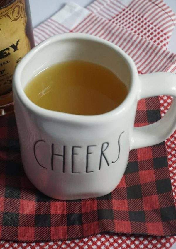 Mulled Apple Cider Wassail