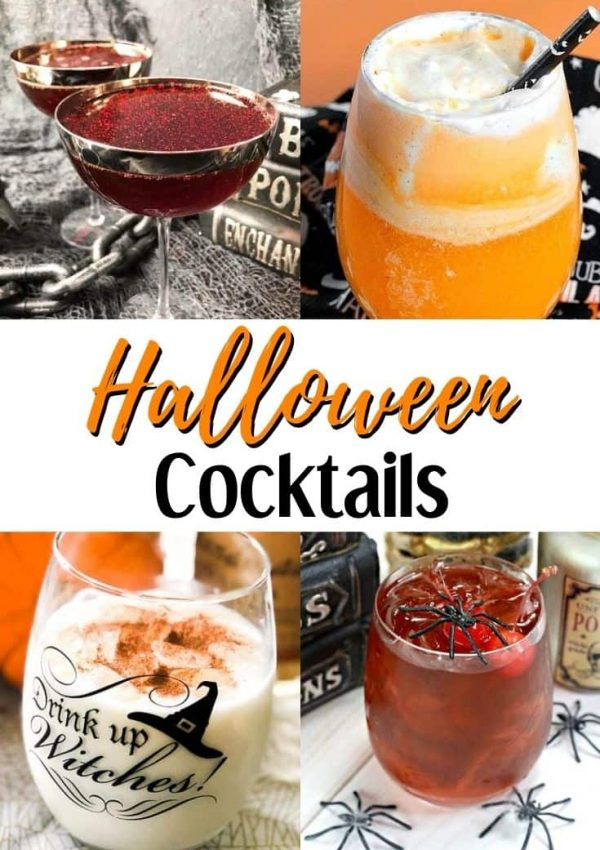 Fun Halloween Cocktails – Perfect for your Party